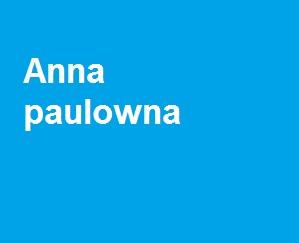 Bij u in anna.paulowna