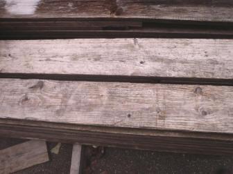 Tweedehands dakbeschot planken