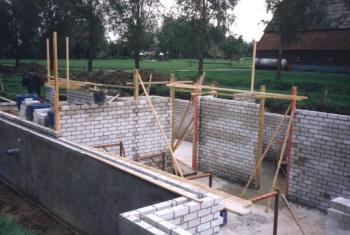 Een GOED fundament is het enige juiste begin van een bouwwerk