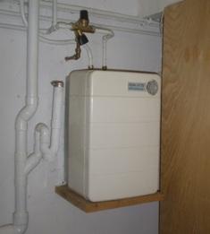 electrische boiler