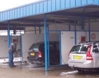 Carwash boxen voor zelf autowassen